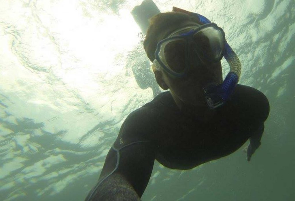 FXCambodia 2016 - Henry Wingfield Free Diving