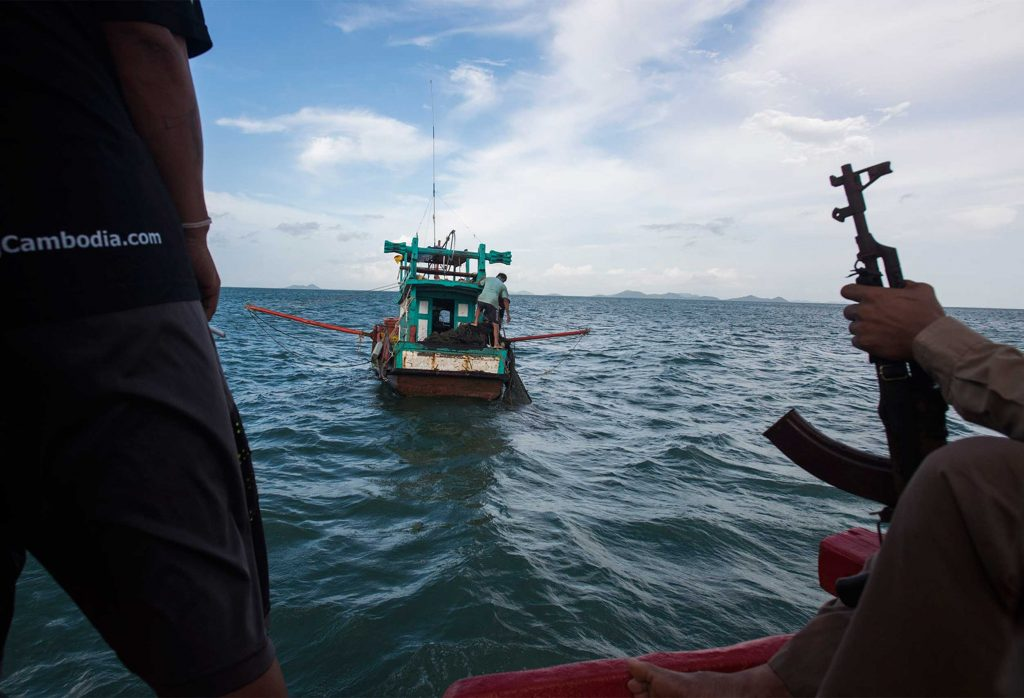 FXCambodia - Trawling Boat (Image credit: Henry Traynor)