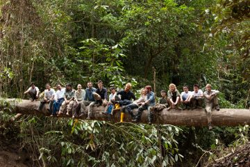 Murung Raya Expedition Team Photo